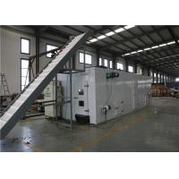 Quality Easy Installation Sludge Dryer Machine High Degree Automation Domestic for sale