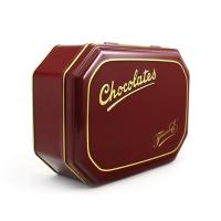 China Custom Chocolate Metal Tins Wholesale Company wholesale