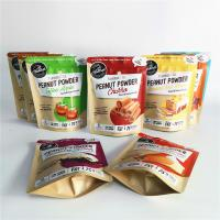 China 8oz Powder Aluminium Foil Bag Moisture Proof Pouches Customized For Food Packing on sale