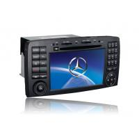 China Mercedes Benz Bluetooth DVD Player with FM / AM  / RDS for BENZ ML320, ML350, GL450 on sale