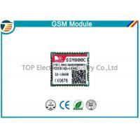 China Smallest GPRS Module GSM GPRS Module SIM800C 3G Wifi SIMCOM Module on sale