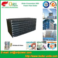China Fire Power Station CFB Boiler Water Boiler Economiser Natural Gas Chemical Industry wholesale