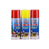 China Resin 9505900000 Tin Can 250ml Party String Snow Spray wholesale