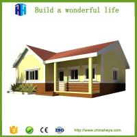Buy cheap long life span cement foam sandwich panel prefabricated house drawings from wholesalers