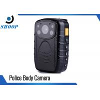 China 2.0 LCD Security Police Body Worn Cameras With Motion Detection wholesale