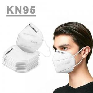 China Pm 2.5 Earloop Anti Virus Dustproof KN95 Face Mask wholesale