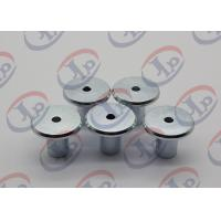 China Custom Precision Machining Services Zinc Plated 12L14 Iron T Bushing For Automotive wholesale