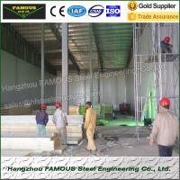 China Galvanized Cold Storage Insulated Roofing Panels Swing Door CE / COC wholesale
