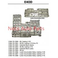China Auto transmission E4OD sdenoid valve body good quality used original parts wholesale