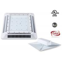 China 115° Bean Angle 120W LED Gas Station Lights/LED Canopy lamps IP65 light fixture wholesale