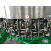 China CE Approval Glass Beer / Can Beer Bottle Filler Machine Stainless Steel Material wholesale