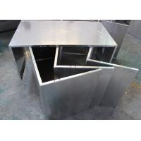 China Cut to Size architectural metal wall panels with Concealed Galvanized Mild Steel Suspension System wholesale