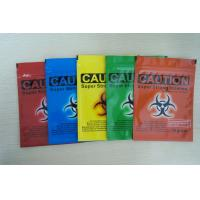 China Custom Printed Zip Plastic Bags / CATION Spice Potpourri Bags wholesale