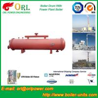 China Low Pressure Boiler Mud Drum CFB Boiler Spare Part ASTM Certification wholesale