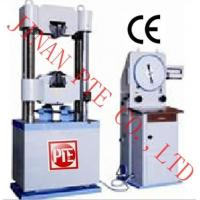 China WE-C Series Analog Hydraulic Universal Testing Machine wholesale