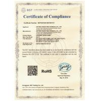 Anyang Baide Fine Chemical Co., Ltd. Certifications