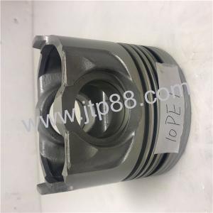 China 127mm 10PE1 Car Engine Piston , High Performance Piston 1-12111-813-0 on sale