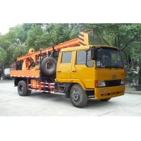 China Engineering Exploration Truck Mounted Drilling Rig on sale