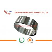 China Cupronickel Copper Nickel Alloy Foil Low Resisitivity With Great Solderability wholesale