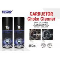 China Effective Automotive Carburetor & Choke Cleaner For All Fuel System Components wholesale
