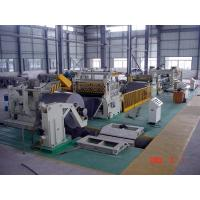 China Industrial 0-80M/min Precision Hydraulic Slitting Line With Low Energy Consumption on sale
