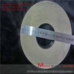 China Metal bond diamond grinding wheel machining magnetic material ALisa@moresuperhard.com wholesale