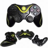 China Wired Gamepad, Compatible with PS3 wholesale