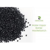 China High Efficiency Black Water Vapor Barrier Masterbatch For Food / Beverage wholesale