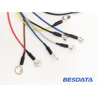 Quality EEG Cable With EEG Electrodes For Portable EEG Device , EEG Electrode Cable for sale