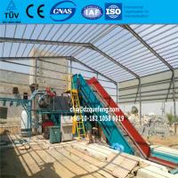 China Waste cardboard baler recycling machine with TUV Waste Recycling baling press wholesale