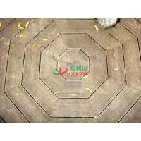 Quality No Maintain WPC Garden Decking Longlifespan Moisture Resistance 140 * 32mm for sale