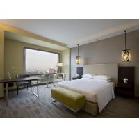 Hyatt British Style Hotel Room Furniture Sets ISO9001 Certification