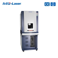 China Tiny Focus Beam Spot Green Laser Marking Machine With Narrow Pulse Width wholesale