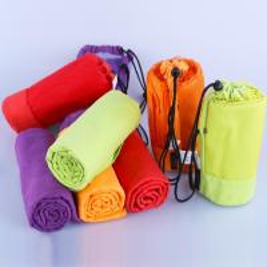 China Microfiber Sport Towel With Bag Swimming Travel Gym Microfiber Towel wholesale