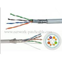 China Unshielded Twisted Pairs SFTP Cat5e Cable 1000ft For Computer wholesale
