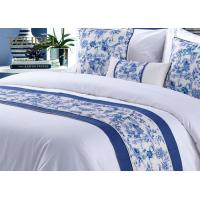 China Adult Bed Set Egyptian Cotton Bed Runner Full Size Decorative Bed Runner wholesale