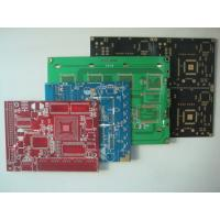 China Red / Black Quick Turn Printed Circuit Boards 2 Layer PCB Expedited Service on sale