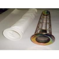 Quality Fiberglass Dust Collector Filter Bag Polyester Acrylic NOMEX PPS P84 PTFE for sale