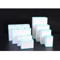 Buy cheap Original Plain Paper Gift Bags , White Paper Gift Bags With Handles For from wholesalers