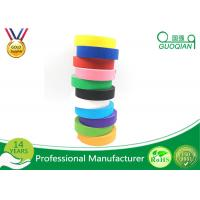 China Washi Paper Colored Masking Tape Automotive Decorative Narrow Masking Tape wholesale