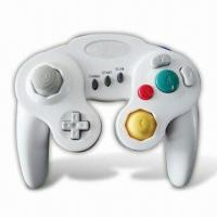 China Dual Shock Controller, Compatible with Wii/Game Cube wholesale
