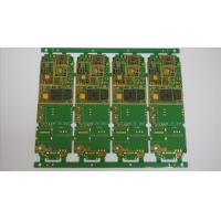 China FR4 1.6mm 1OZ Multilayer PCB Manufacturing Process For Telecommunications wholesale