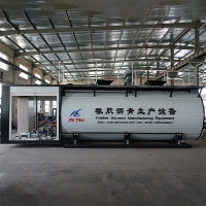 China Weighing Measurement Modified 12M Bitumen Machine wholesale