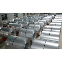 China Non Oiled Galvanized Steel Sheet In Coils , Rolled Galvanized Sheet Metal on sale