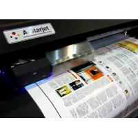 Quality Commercial UV LED Inkjet Printer USB 2.0 / Epson DX7 UV Printing Machine for sale