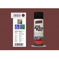 China AEROPAK anti rust lacquer Line Marking Spray Paint for road with MSDS wholesale