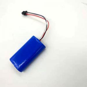 China NMC 2000mAh 7.4V 18650 Lifepo4 Battery UN38.3 Lithium Ion Phosphate Batteries wholesale