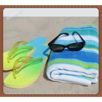 Buy cheap Wholesale China Supplier Cheap Absorbent Microfiber Beach Towel Microfiber Bath Towels from wholesalers