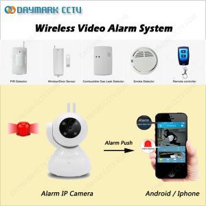 China Yoosee app RF433 alarm motion sensor security camera wifi for home security wholesale