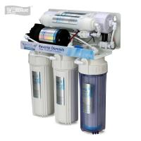 Quality Under Sink Reverse Osmosis Water Treatment System Household Water Filter Plastic for sale